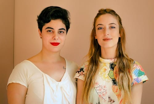 Gabriela Teló e Gabriela Stragliotto